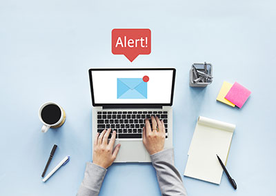 Social Media Keyword Alerts